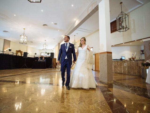 La boda de Javier  y Leonor