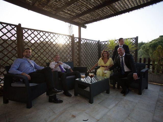La boda de Leonor y Javier  en Córdoba, Córdoba 17