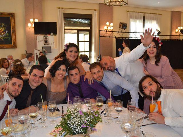 La boda de Leonor y Javier  en Córdoba, Córdoba 23