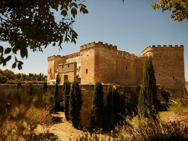 La boda de JORDI y ANA en Salamanca, Salamanca 1