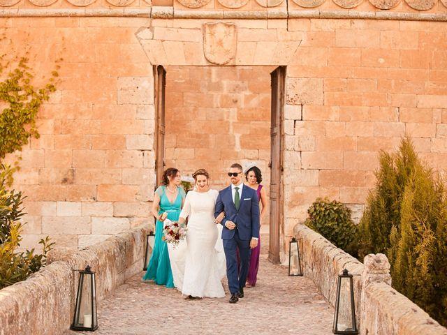 La boda de JORDI y ANA en Salamanca, Salamanca 11