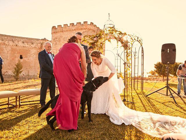 La boda de JORDI y ANA en Salamanca, Salamanca 17