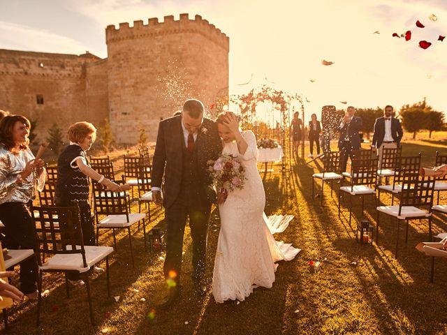 La boda de JORDI y ANA en Salamanca, Salamanca 19