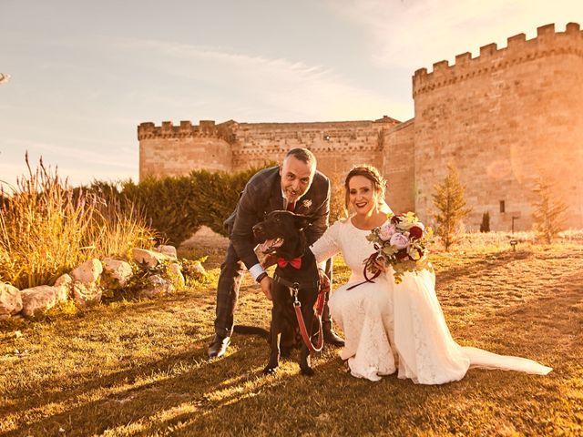 La boda de JORDI y ANA en Salamanca, Salamanca 21