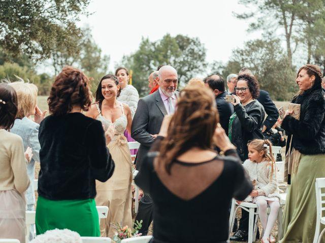 La boda de Jose Luis y Elia en Puig-reig, Barcelona 8