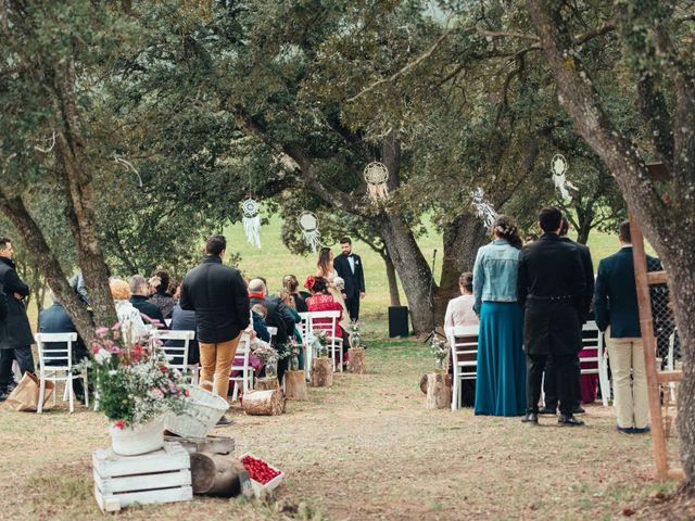 La boda de Jose Luis y Elia en Puig-reig, Barcelona 11
