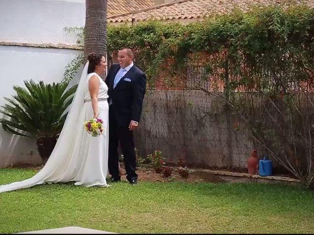 La boda de Manuel y Raquel en Sevilla, Sevilla 1