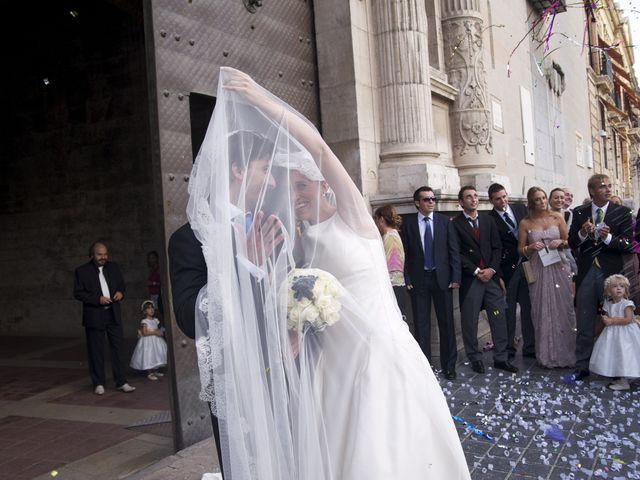 La boda de Fernando y Beatriz en Valencia, Valencia 7