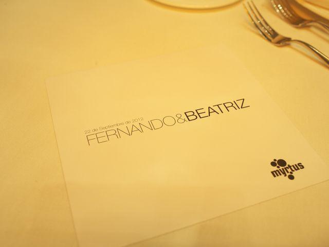 La boda de Fernando y Beatriz en Valencia, Valencia 26