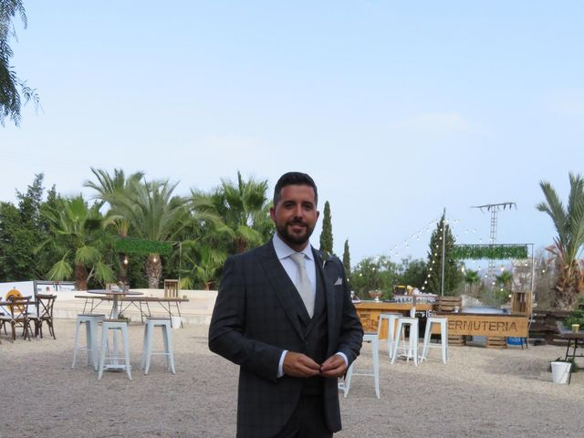 La boda de Noelia y Mariano en Mazarron, Murcia 3