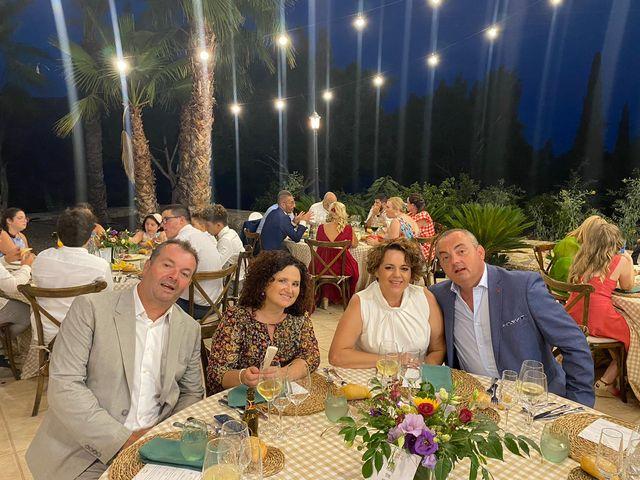 La boda de Noelia y Mariano en Mazarron, Murcia 5