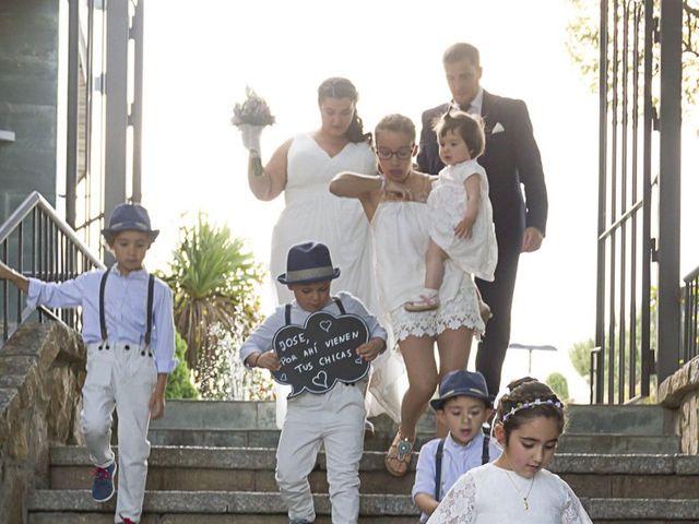La boda de Jose y Maria en Guadarrama, Madrid 7