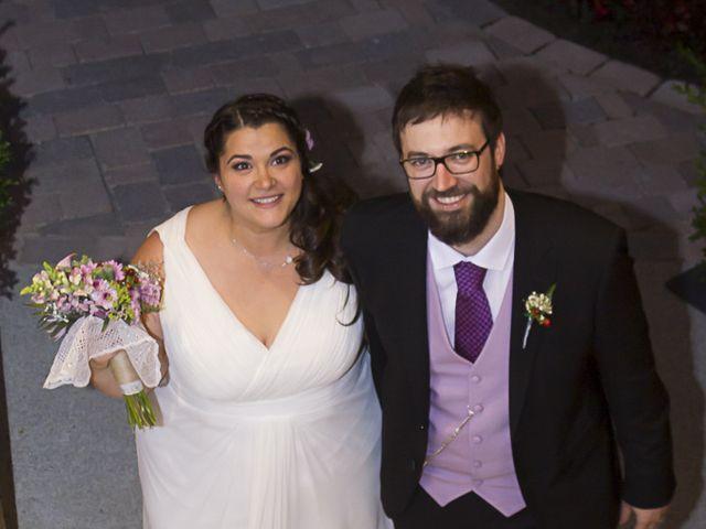 La boda de Jose y Maria en Guadarrama, Madrid 8