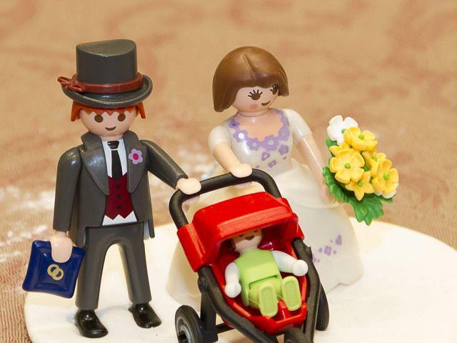 La boda de Jose y Maria en Guadarrama, Madrid 10
