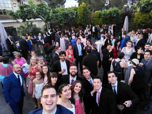 La boda de Jose y Maria en Guadarrama, Madrid 11