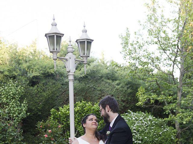 La boda de Jose y Maria en Guadarrama, Madrid 17