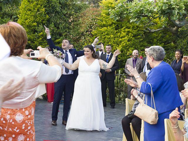 La boda de Jose y Maria en Guadarrama, Madrid 18