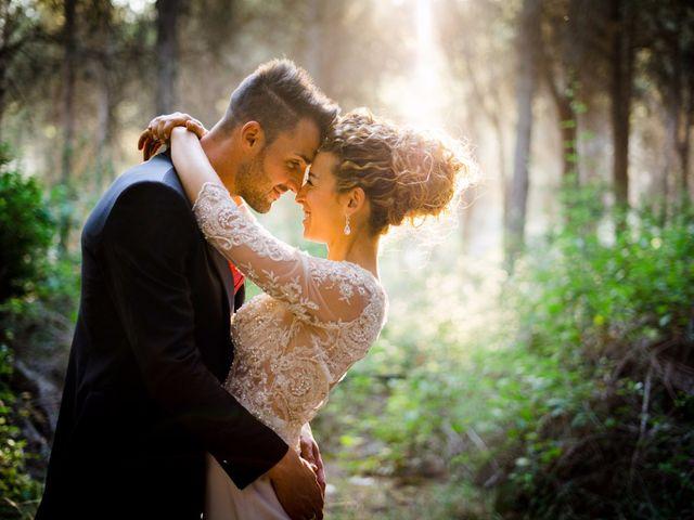 La boda de Yoana y Israel