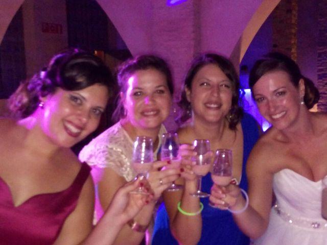 La boda de Javier y Sara en Jerez De La Frontera, Cádiz 6