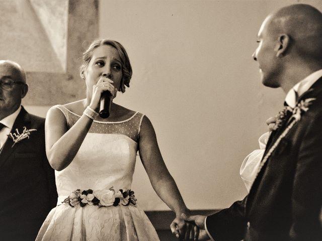 La boda de Diego y Cristina en Santiago De Compostela, A Coruña 1