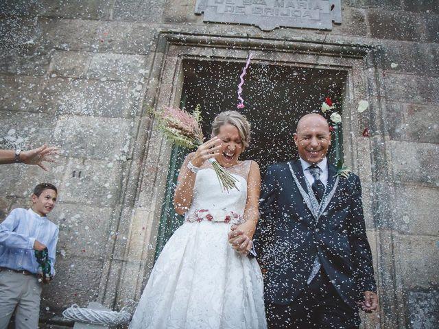 La boda de Diego y Cristina en Santiago De Compostela, A Coruña 5