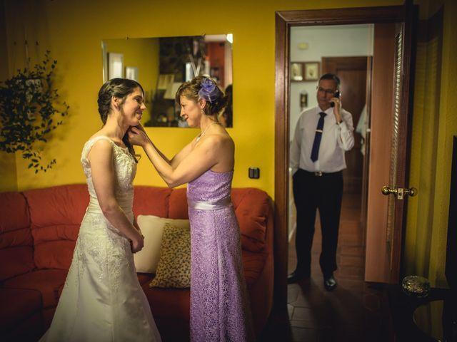 La boda de José y Celia en Colmenar Viejo, Madrid 43