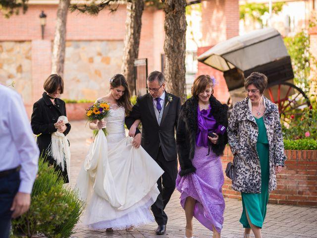 La boda de José y Celia en Colmenar Viejo, Madrid 54