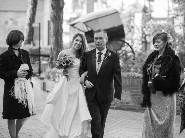 La boda de José y Celia en Colmenar Viejo, Madrid 55