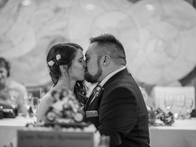 La boda de José y Celia en Colmenar Viejo, Madrid 81