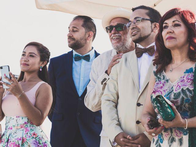La boda de Jairo y Gabriela en Tabarca, Alicante 27