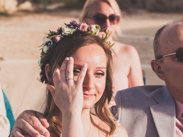 La boda de Jairo y Gabriela en Tabarca, Alicante 32