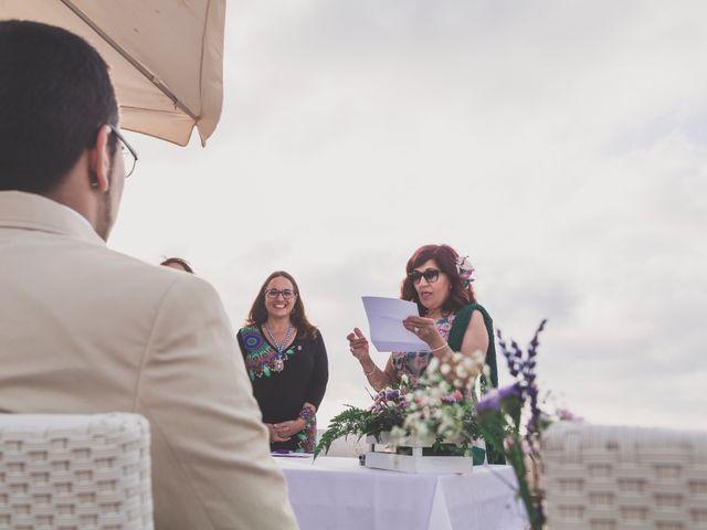 La boda de Jairo y Gabriela en Tabarca, Alicante 33