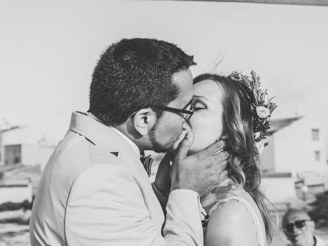 La boda de Jairo y Gabriela en Tabarca, Alicante 2