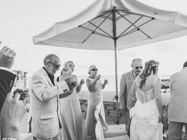 La boda de Jairo y Gabriela en Tabarca, Alicante 39