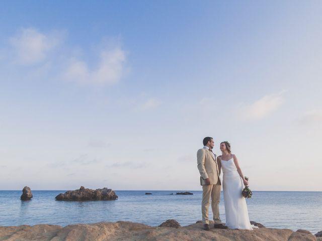 La boda de Jairo y Gabriela en Tabarca, Alicante 41