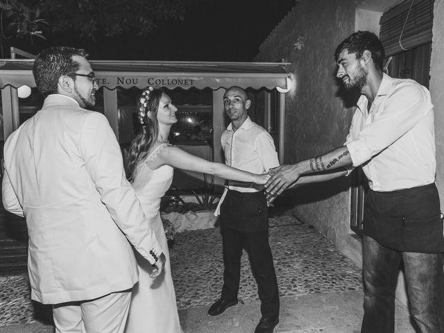 La boda de Jairo y Gabriela en Tabarca, Alicante 43