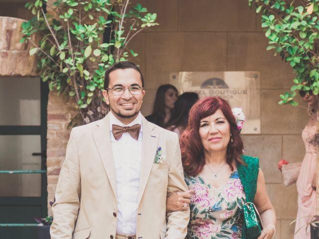 La boda de Jairo y Gabriela en Tabarca, Alicante 12