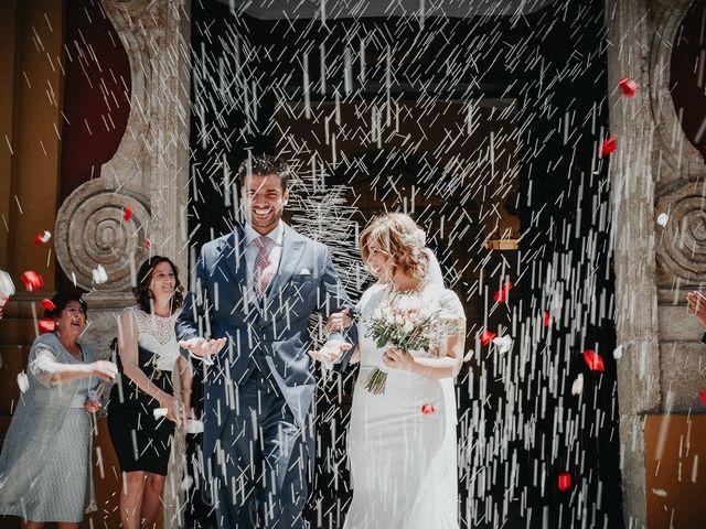 La boda de Eduardo y Rosa en Sanlucar La Mayor, Sevilla 35