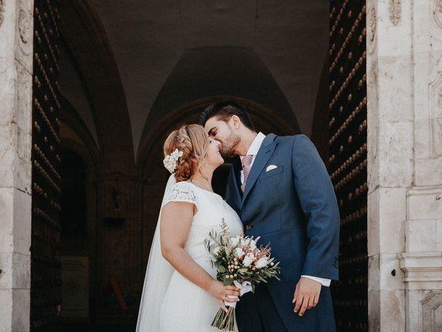 La boda de Eduardo y Rosa en Sanlucar La Mayor, Sevilla 38