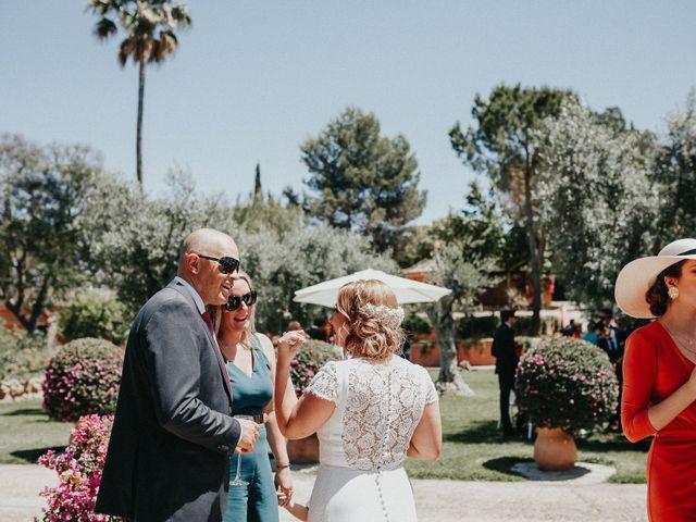 La boda de Eduardo y Rosa en Sanlucar La Mayor, Sevilla 46