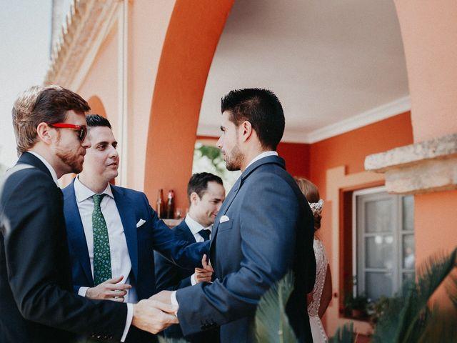La boda de Eduardo y Rosa en Sanlucar La Mayor, Sevilla 54