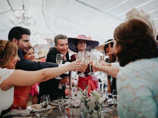 La boda de Eduardo y Rosa en Sanlucar La Mayor, Sevilla 65