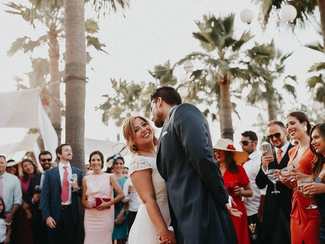 La boda de Eduardo y Rosa en Sanlucar La Mayor, Sevilla 76
