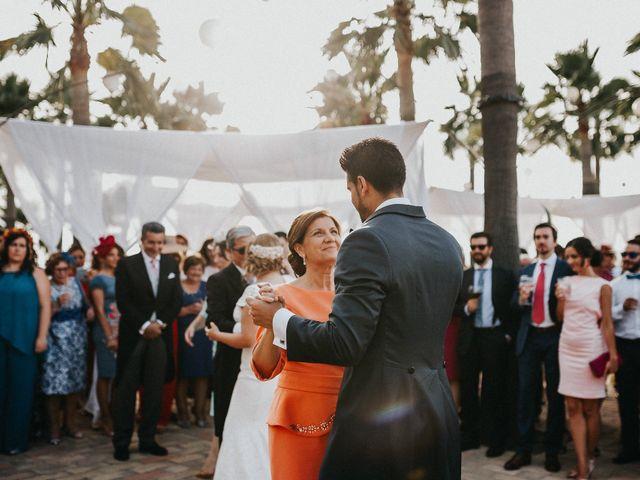 La boda de Eduardo y Rosa en Sanlucar La Mayor, Sevilla 79