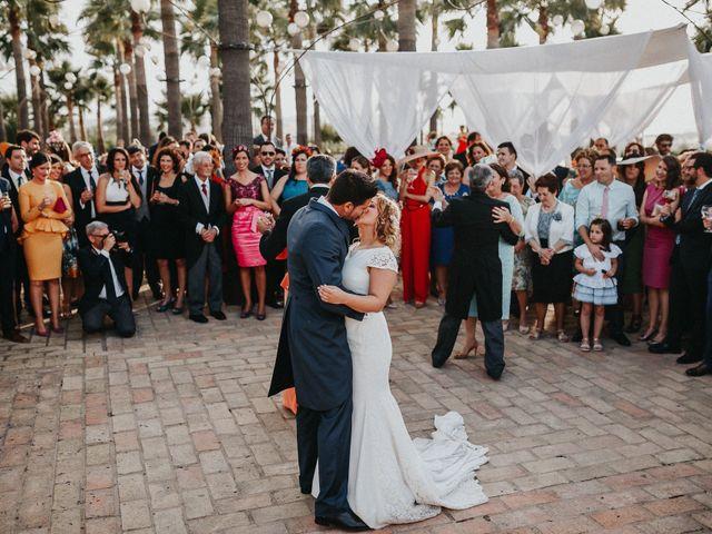 La boda de Eduardo y Rosa en Sanlucar La Mayor, Sevilla 80