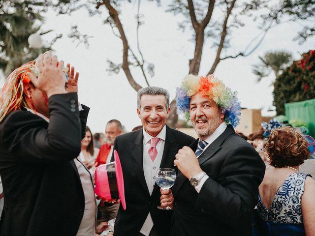 La boda de Eduardo y Rosa en Sanlucar La Mayor, Sevilla 84