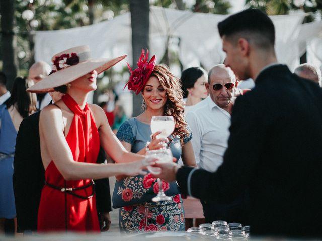 La boda de Eduardo y Rosa en Sanlucar La Mayor, Sevilla 85
