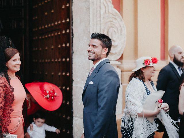 La boda de Eduardo y Rosa en Sanlucar La Mayor, Sevilla 20