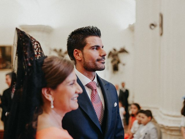 La boda de Eduardo y Rosa en Sanlucar La Mayor, Sevilla 22