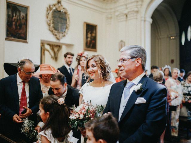 La boda de Eduardo y Rosa en Sanlucar La Mayor, Sevilla 24